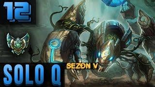 League of Legends [5.3] - Solo Q - Platyna II - Po przerwie! [#12]