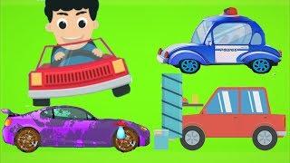 Машинки все серии подряд! Мультики про машинки для мальчиков - #машинки на мойке! Сборник мультиков!