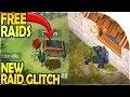 FREE RAIDS - NEW RAIDING GLITCH (DOUBLE RAID) - Last Day on Earth Survival Update 1.10.1