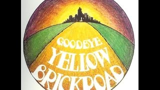 Elton John - Goodbye Yellow Brick Road (1973) With Lyrics!