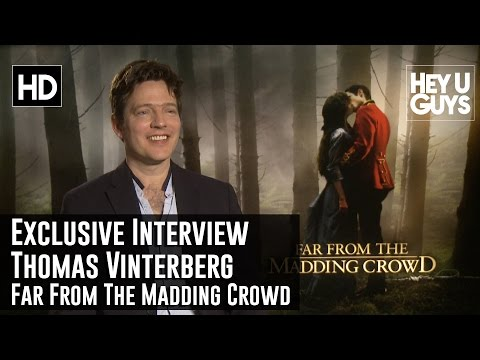Director Thomas Vinterberg Exclusive Interview - Far From The Madding Crowd
