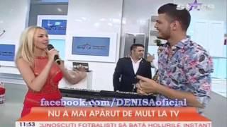 DENISA INTERVIU - Emisiune 2015 (28.07.2015)