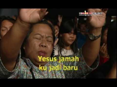 Dia Jamah Medley Kau Allah Yang Besar - Live Report Healing Movement Crusade Purwodadi