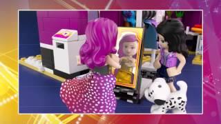 Конструктор LEGO Friends (Лего Френдс) Поп-звезда «Гримёрная»