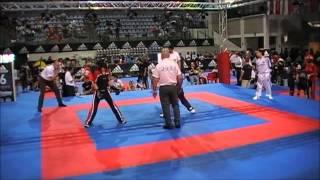 Giulia Licciardi v Eirin Dale Bestfighter 2012