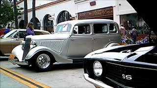 """Santa Barbara State Street Nationals Car Show"""
