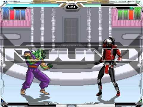 Mugen - Mortal Kombat v.s. Dragonball Z