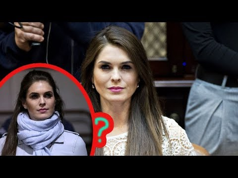 The terrible truth you do not know about Hope Hicks