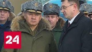 Сергей Шойгу проверил выполнение гособоронзаказа в Красноярске и Новосибирске - Россия 24