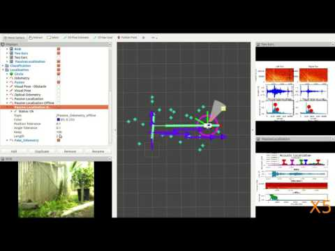 Sonar Based Autonomous Mapping - Exp #1
