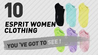 Esprit Women Clothing // New & Popular 2017