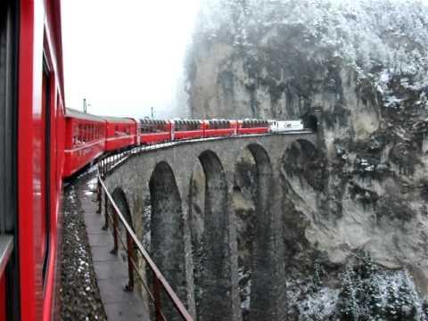 RhB Filisur Viadukt