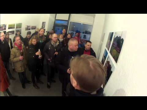 Union in Englisch. Launching party exhibition. 10.02.2013