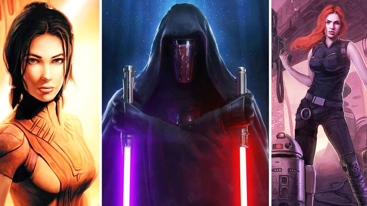 Star Wars Characters That Are Joining The Canon And Ones That Never Will