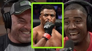 Will Harris's Crazy Francis Ngannou Stories