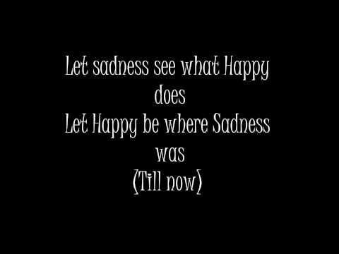 Michael Jackson - Happy (Lyrics)
