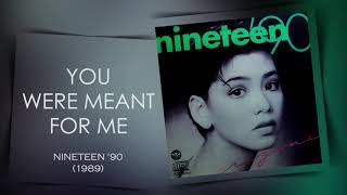 Watch Regine Velasquez You Were Meant For Me video