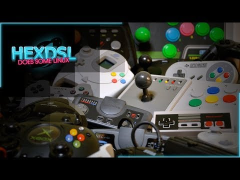Retroarch, I use it a lot on Linux to play retro games - YouTube