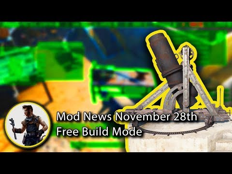 Mod News - November 28th 2019
