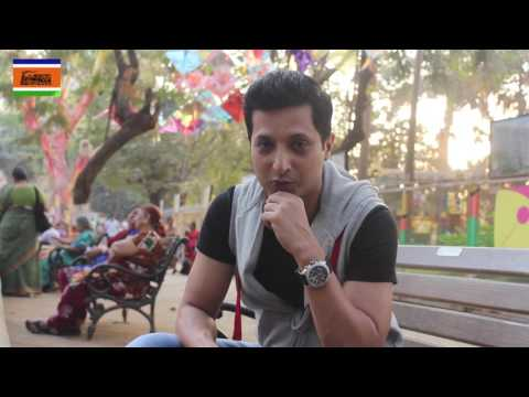 Actor Sachit patil talking about MNS Corporator Sandeep deshpande's work in dadar