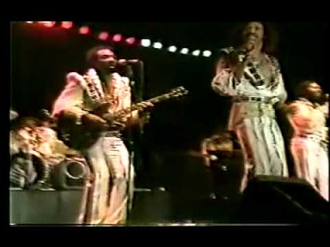 The Commodores - Live 1978 Flying High