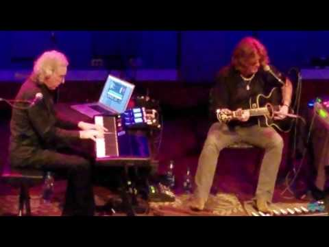Eddie Jobson and Marc Bonilla 5/7/17 From the Beginning
