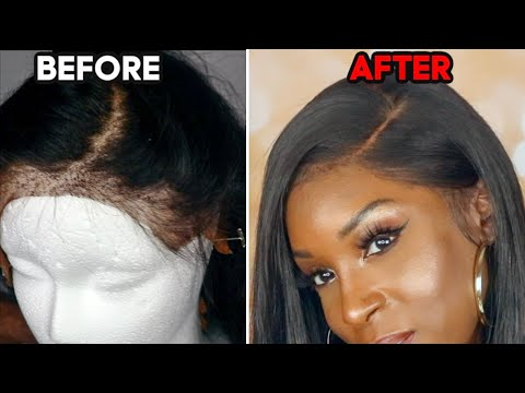 hair-rehab!-fix-your-balding-frontal-wig-&-restore-tangled-matted-hair