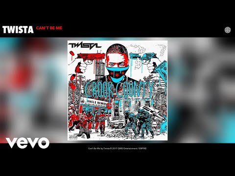 Twista - Can't Be Me (Audio)