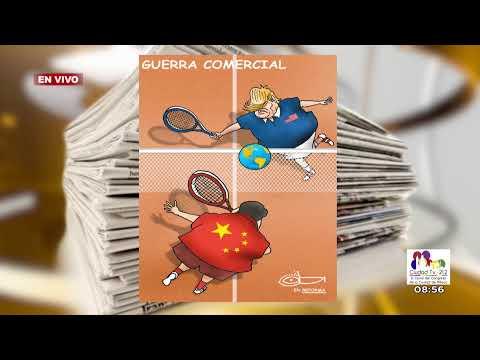 CIUDAD TV 21.2 NOTICIARIO MAÑANA - VIERNES 17 MAYO 2019