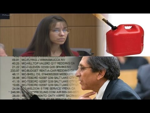 Prosecutor Juan Martinez's 'Perry Mason' Moment - Busts Jodi Arias For Lying About Gas Cans