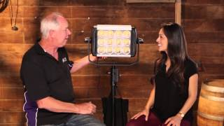 Litepanels Hilio T12 and D12 LED Lighting