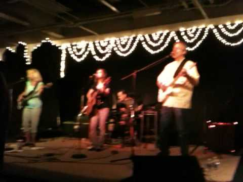 "Eileen and the Cross Country Band ""Rhiannon"", feat..."