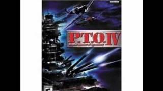 P.T.O IV - Japanese Warroom