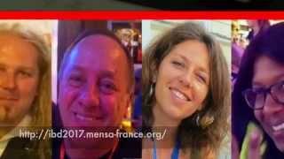 Mensa France to host IBD 2017