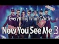Now You See Me 3 Official Trailer 2018 HD mp3