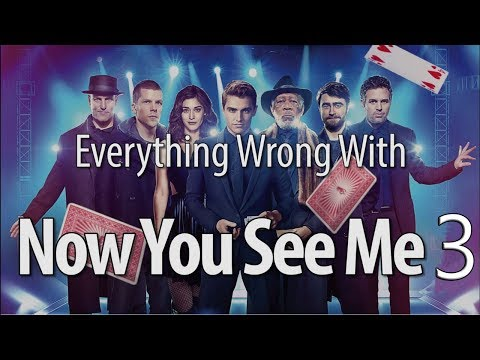 Now You See Me 3   2018 HD