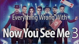now you see me 3 official trailer 2018 hd