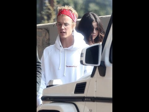 Justin Bieber And Selena Gomez Approached By Gang Member In Hollywood