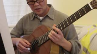 """Hướng Dẫn Guitar Solo Nhạc Phẩm: """"CON ĐƯỜNG XƯA EM ĐI"""""""