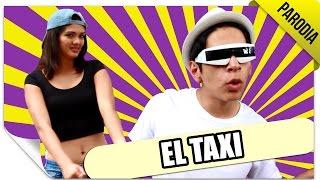Pasaje | PARODIA: El Taxi - Osmani García | QueParió!