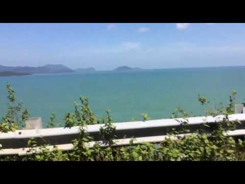 From Cam Ranh's airport to Nha Trang