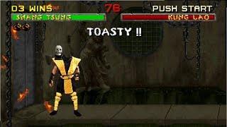 Mortal Kombat 2 - Shang Tsung【TAS】