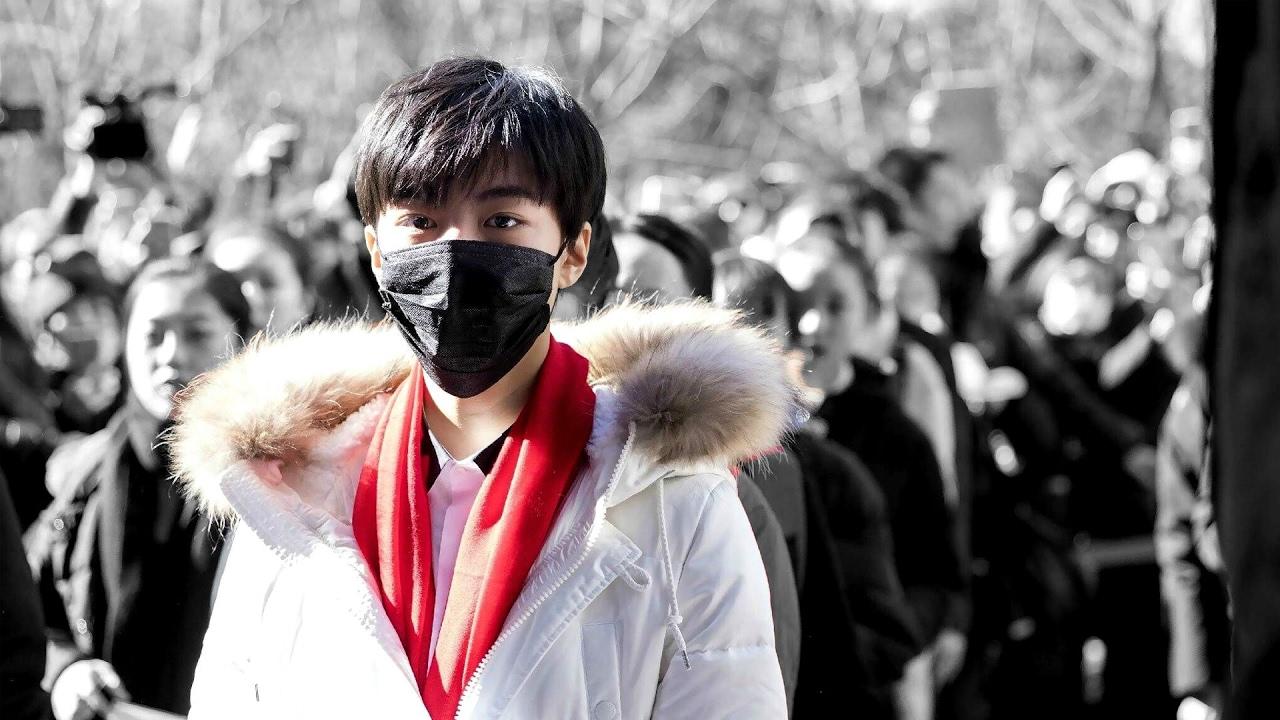 [Vietsub] [Tổng hợp LIVE] Tiểu Khải tham gia thi vào Học viện điện ảnh Bắc Kinh 10.02.17