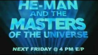 He-Man and the Masters of the Universe 2002 Toonami trailer