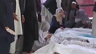 #Shorts     أنقذوا شيعة أفغانستان فقد فجروا اطفالهم!!