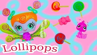 LPS Play-doh Lollipop Littlest Pet Shop Candyswirl Dreams Honey Whirl Fairy Fantasy Faries Playset
