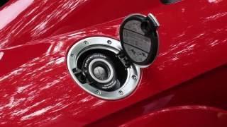 Système de remplissage de carburant sans bouchon sur Audi TT