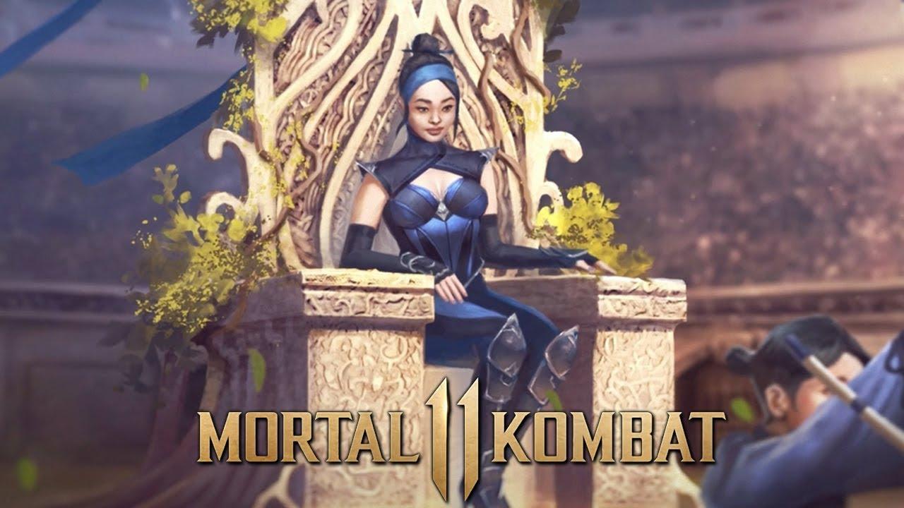 Mortal Kombat 11 | Español Latino | Final de Kitana |