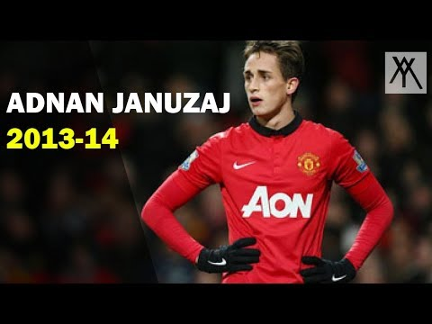 Adnan Januzaj - Manchester United Days - Insane Dribbles, Passes, Assists, Goals 2013-14 HD