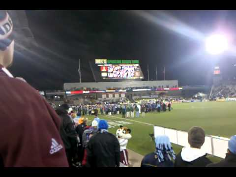 Colorado Rapids Eastern Conference Champions